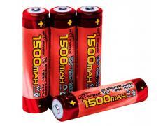 Акумулаторна батерия  NiMH 1,2V, 1500 NiMh AAA