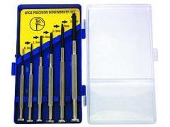 Комплект отверки, 6 броя 0,8-3,8mm