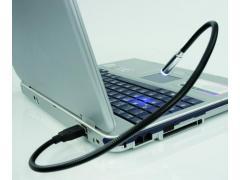 LED лампа за ноутбук с USB