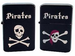 Бензинова запалка Пирати