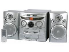 Hifi система с 3 CD/MP3 changer