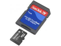 SanDisk 2GB MicroSD