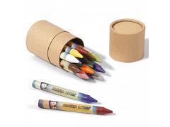 Кутия с пастели 16 цвята