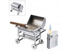 BBQ-Grill запалка & пепелник