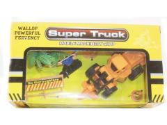 Играчка - строителни машини - малки