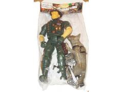 Играчка - Войник с куче