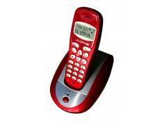 Безжичен телефон Fun Red