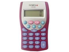 Джобен калкулатор LCD822 red